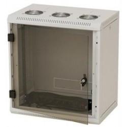 Nástěnný rack RUA 12U/500mm odn.boč+skl.dv. RUA-12-AS5-CAX-A1