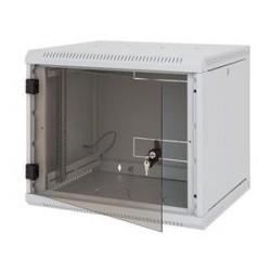 Nástěnný rack RUA 15U/500mm odn.boč+skl.dv. RUA-15-AS5-CAX-A1
