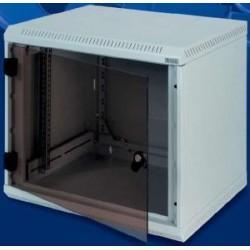 Nástěnný rozvaděč jednodílný 15U (š)600x(h)395 RBA-15-AS4-CAX-A1