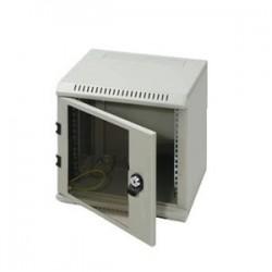 """10"""" rack jednodílný 4U/260 TRITON šedý dveře sklo RBA-04-AS3-CAX-C1"""