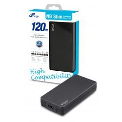 FSP/Fortron NB 120 Slim napájecí adaptér k notebooku, 120W, 19V...
