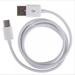 Samsung Type-C Datový Kabel 1.5m White Bulk EP-DW700CWE