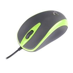 Tracer Scorpion TRM-153 optická myš, 800 DPI, USB, čierno-zelená TRAMYS41012