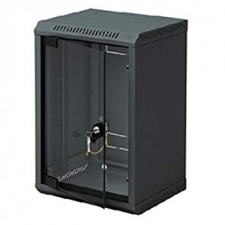 """10"""" rack jednodílný 4U/260 TRITON černý dveře sklo RBA-04-AS3-BAX-C1"""
