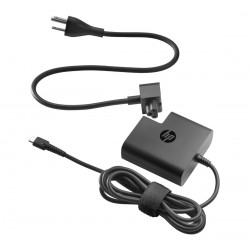 HP 65W SFF USB-C AC Adapter EURO X7W50AA#ABB