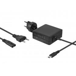 AVACOM nabíjecí adaptér USB Type-C 65W Power Delivery + USB A...