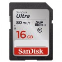 SanDisk Ultra SDHC 16 GB 80 MB/s Class 10 UHS-I SDSDUNC-016G-GN6IN