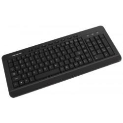 Esperanza EK115 TOKYO multimediálna podsvietená klávesnica, US layout, USB, čier EK115 - 5905784768557