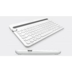 Logitech K480 Multi-Device klávesnica - WHITE - US - BT 920-006367