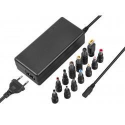 AVACOM QuickTIP 90W - univerzální adaptér pro notebooky + 13...