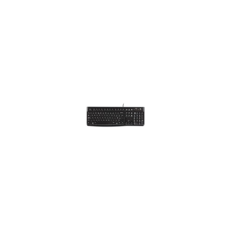 Klávesnica Logitech Keyboard K120, CZ 920-002485