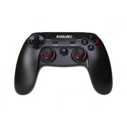 EVOLVEO Fighter F1, bezdrátový gamepad pro PC, PlayStation 3,...