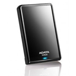 ADATA HV620 DashDrive 500GB ext. HDD 2.5', USB 3.0, čierny, lesklý AHV620-500GU3-CBK