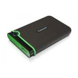 Transcend StoreJet 25M3 2TB ext. HDD 2.5' USB 3.0, SW Elite, anti-shock, čierny TS2TSJ25M3