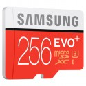 SAMSUNG SD karta SDXC 256GB EVO Plus MB-MC256DA/EU