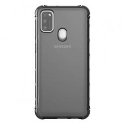 Samsung Poloprůhledný kryt pro Galaxy M21 Black GP-FPM215KDABW