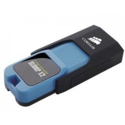 Corsair Flash Voyager Slider X2 USB 3.0 256GB (čítanie: 200MB/s; zápis: 90MB/s) CMFSL3X2-256GB