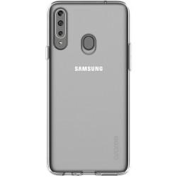 Samsung Průhledný zadní kryt pro A20s Transparent GP-FPA207KDATW