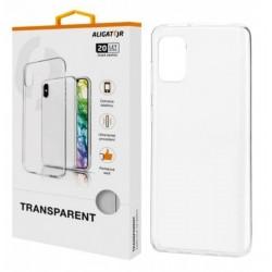 ALIGATOR Pouzdro Transparent Samsung A31 PTA0063