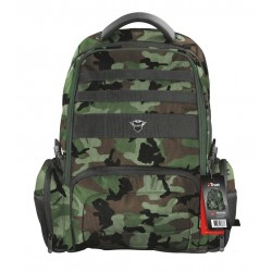 "TRUST GXT 1250G Hunter Gaming Backpack pro 17.3"" laptopy, zelená..."