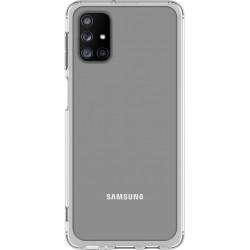 Samsung Průhledný zadní kryt pro M31s Transparent GP-FPM317KDATW