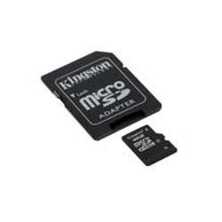 KINGSTON MicroSD Card HC 4GB CL4 SDC4/4GB
