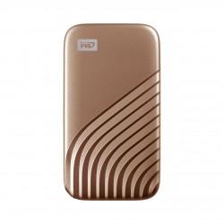 Ext. SSD WD My Passport SSD 2TB zlatá WDBAGF0020BGD-WESN