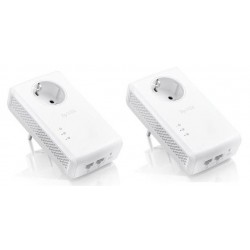 ZyXEL 1,8Gbps Powerline 2Gb LAN PLA5456 2pack PLA5456-EU0201F