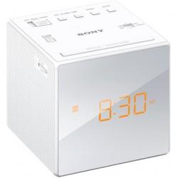Sony radiobudík ICF-C1, bílý ICFC1W.CED