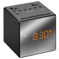 Sony radiobudík ICF-C1T, Duální alarm, černý ICFC1TB.CED
