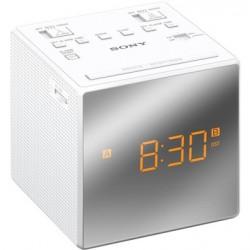 Sony radiobudík ICF-C1T, Duální alarm, bílý ICFC1TW.CED
