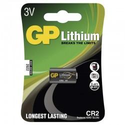 Lithiová baterie GP CR2 - 1ks 1022000611