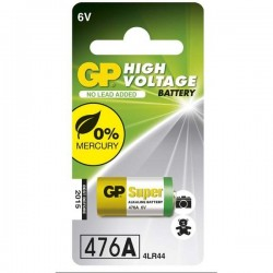 Alkalická Baterie GP 476A 1021047612