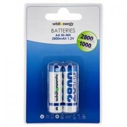 WE Nabíjecí baterie AA 2800mAh Ni-MH 2ks 08347