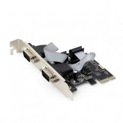 GEMBIRD PCI Express karta, 2-porty RS232/2MBps SPC-22