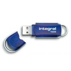 INTEGRAL Courier 16GB USB 3.0 flashdisk (čtení až 180MB/s; zápis až 22MB/s) INFD16GBCOU3.0