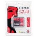 KINGSTON CompactFlash card 32GB Ultimate 266x CF/32GB-U2