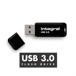 INTEGRAL Noir 16GB USB 3.0 flashdisk (čítanie až 110MB/s; zápis až 10MB/s) INFD16GBNOIR3.0