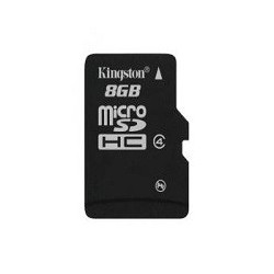 Kingston Micro SDHC Card 8GB SP Class4 bez adapt SDC4/8GBSP