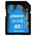 KINGSTON SDHC card 16GB Class10 UHS-I SDA10/16GB