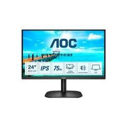 "AOC 24B2XDA 23.8""W IPS LED 1920x1080 20 000 000:1 4ms 250cd HDMI repro"