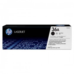 HP originál toner CB436A, black, 2000str., HP 36A, HP LaserJet...