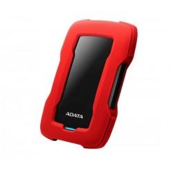 "A-DATA DashDrive™ Durable HD330 2,5"" external HDD 2TB USB 3.1 red..."