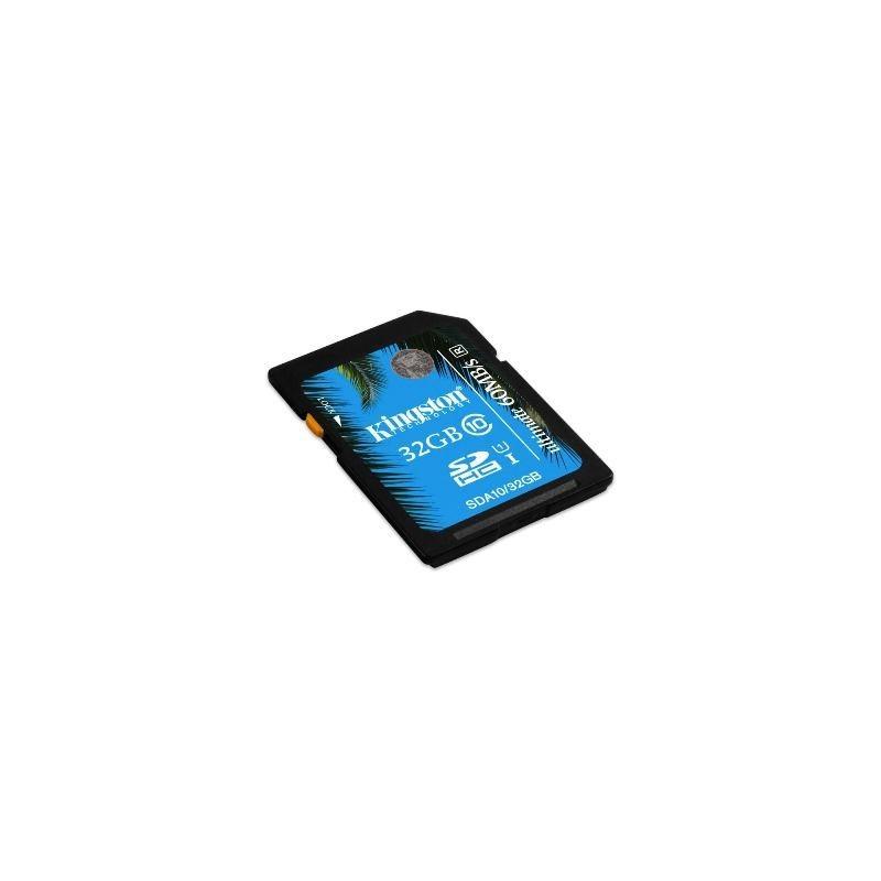 KINGSTON SDHC card 32GB Class10 UHS-I SDA10/32GB