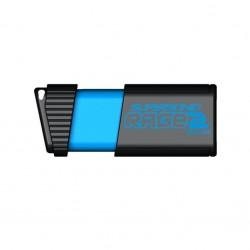 Patriot Supersonic Rage 2 256GB USB 3.0 flashdisk(čítanie:400MB/s,zápis 300MB/s) PEF256GSR2USB