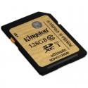 KINGSTON SDXC card 128GB Class10 UHS-I SDA10/128GB
