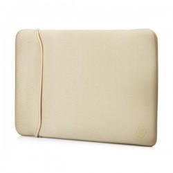 "Sleeve na notebook 14"", Reversible, zlatý/čierny z neoprenu,..."