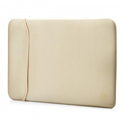 "Sleeve na notebook 15,6"", Reversible, zlatý/čierny z neoprenu,..."