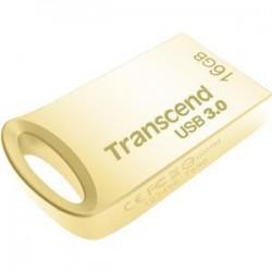 Transcend JetFlash 710 flashdisk 16GB, USB 3.0, pozlátený TS16GJF710G
