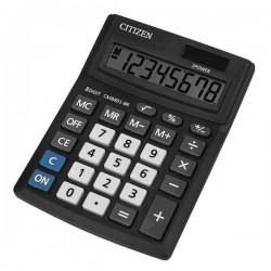 Citizen Kalkulačka CMB801-BK, čierna, stolová, osemmiestna, duálne...